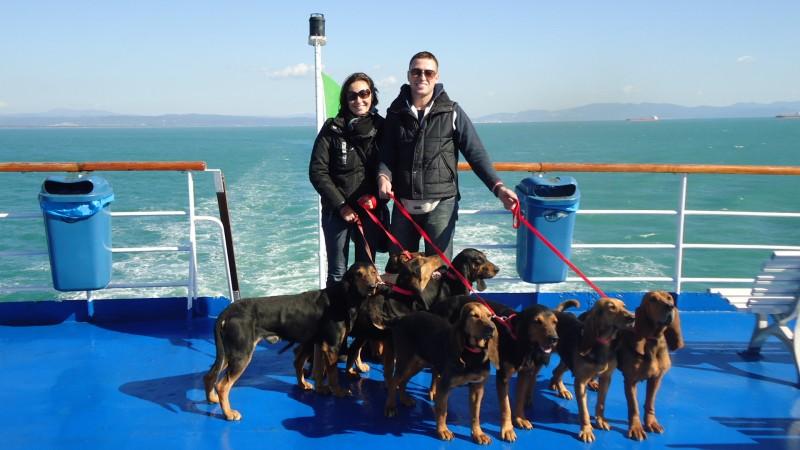 In viaggio verso l'Isola d'Elba